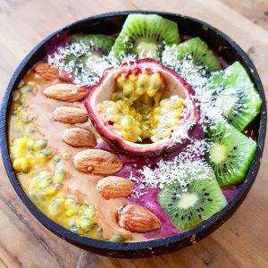 smoothie bowl à l'açaï