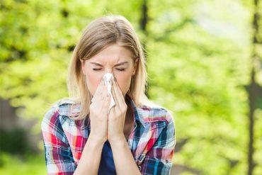 Comment prévenir naturellement les allergies?
