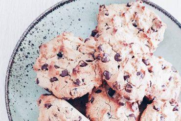 Recette Cookies Vegan au beurre de cacahuète