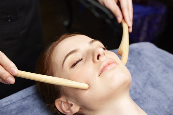 Test massage Japonais HinokiBō