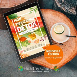 programme détox healthy charly