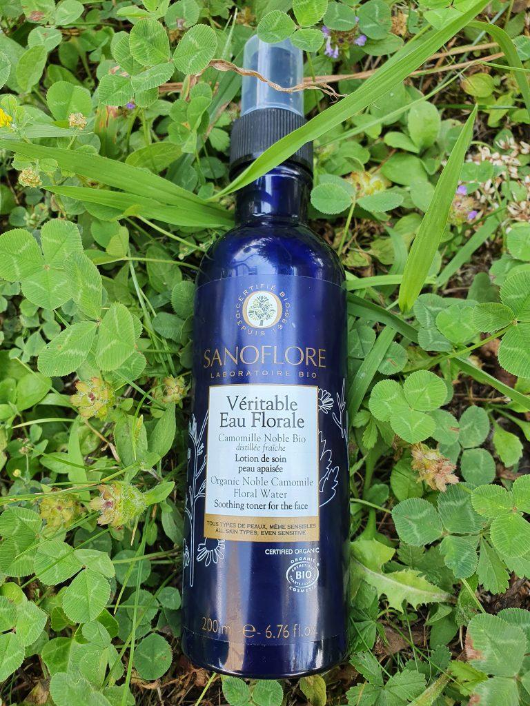 eau florale camomille noble bio
