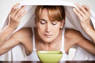 Solutions naturelles pour le rhume ou le nez bouché !